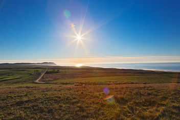 Solar Sentinel of Point Reyes - HDR - Free image #295413