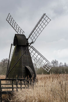 20150214__5D_3115 Wicken Fen Wind Pump.jpg - Free image #296243