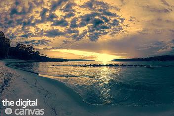 balmoral dawn BW - Free image #296543