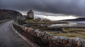 Eilean Donan castle, Dornie, Scotland, United Kingdom - Free image #296893