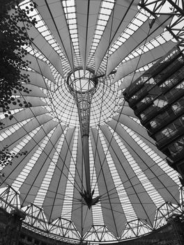 Sony Center - Potsdamer Platz - Free image #297003