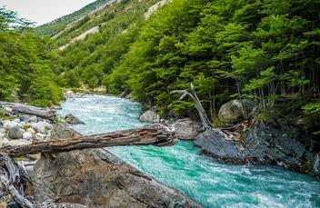 Wild river - Free image #297243