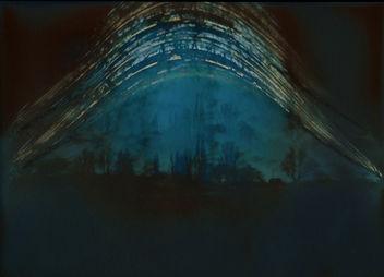 double pinhole solargraph - Free image #297433
