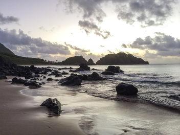 rocky beach Fernando de Noronha Island - Strand - Free image #299273