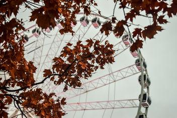 Ferris Wheel, Atlanta - Free image #299723