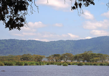Tanzania (Ngorongoro) Freshwater lake in Ngorongoro Conservation Area - Free image #300843