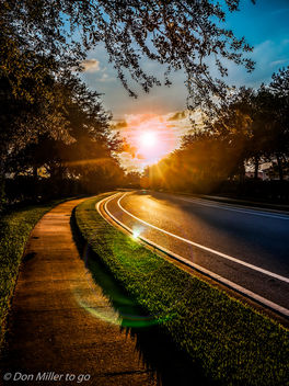 Down the Road - image gratuit #301053
