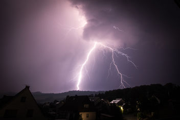 Thunderstorm - Kostenloses image #301313