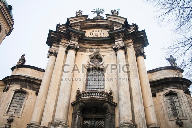 Dominican Cathedral in Lviv - Free image #301343
