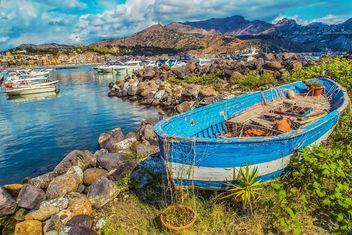 Boats in Giardini Naxos - Free image #301443
