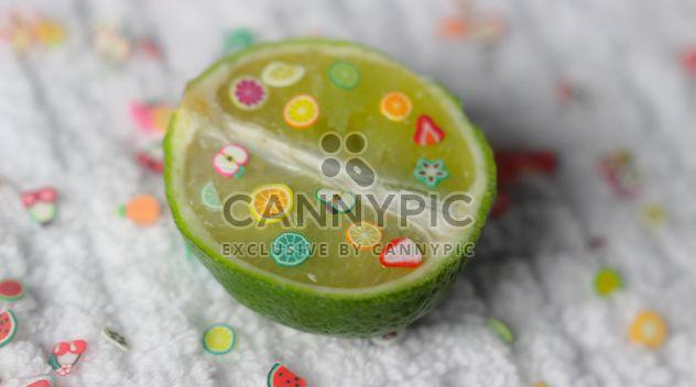 Grüne Zitrone empfinden - Free image #301953