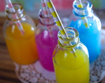 summer colorful drinks - Kostenloses image #302353
