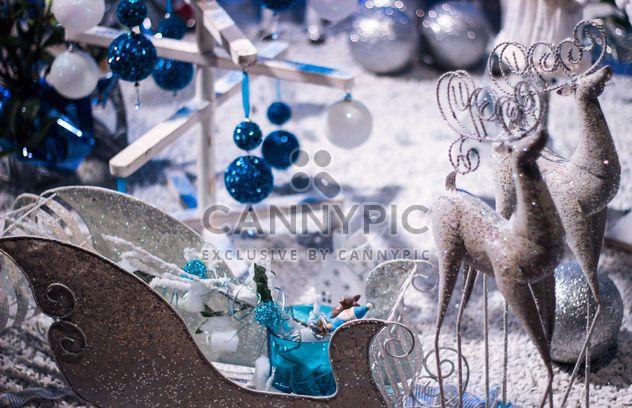 Rennes de Noël - image gratuit #302363