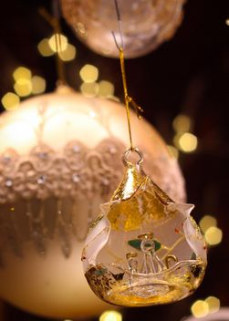 Gold decoration - Free image #302373