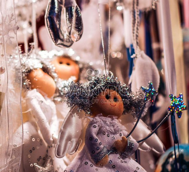 Christmas fairy angel - Free image #302393