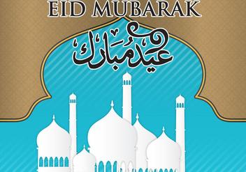 Eid Al Fitr - Free vector #302623