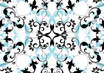Abstract Seamless Vector Pattern - Free vector #302633