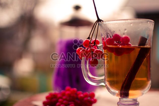 warm tea outdoor - Free image #302913