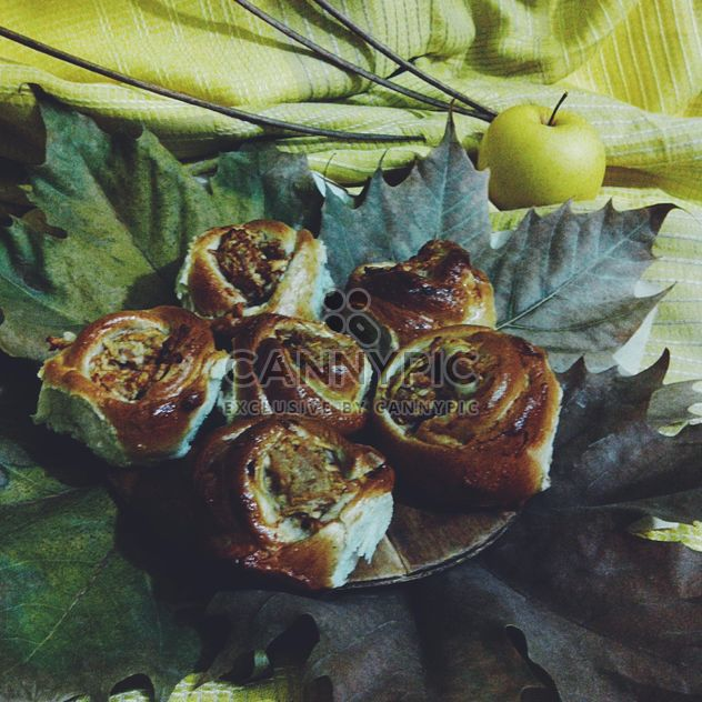 Homemade apple pastries - Free image #303303