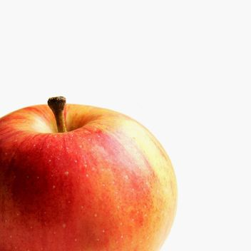red apple - image gratuit #303333