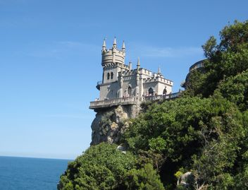 Swallow's Nest - Free image #304143