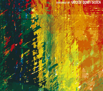 Colorful grunge background - Kostenloses vector #304323