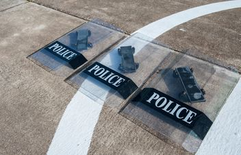 Police shields - Free image #304683