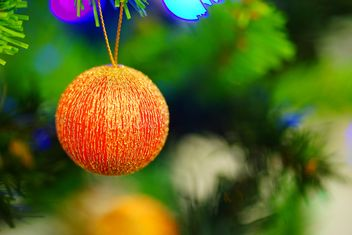 Christmas decoration - Free image #304713
