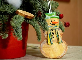 Snowman - image gratuit #304733