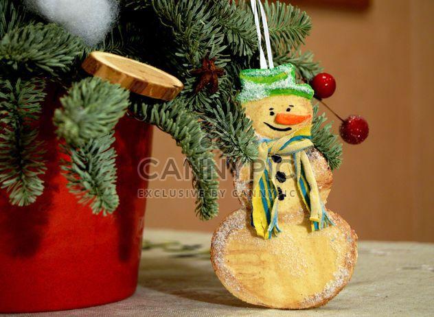 Snowman - Free image #304733