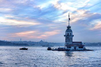 Maiden's Tower or Kiz Kulesi - image gratuit(e) #304863