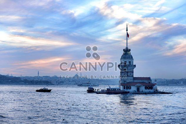 Maiden's Tower or Kiz Kulesi - Kostenloses image #304863