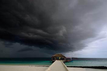 Rain, rain, go away... - Free image #307923