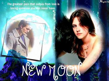 New Moon (Wallpaper) - image #308323 gratis