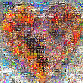 Big Heart of Art - 1000 Visual Mashups - Free image #308383