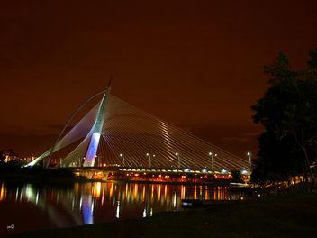 Putrajaya Bridge - Free image #308503