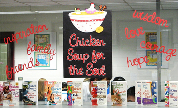 DISPLAY: Chicken Soup for the Soul - Free image #308693