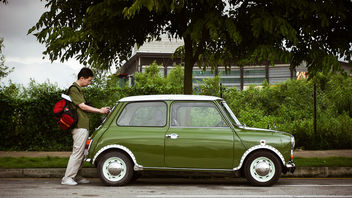 Green Lao Liang Loves Green Classic Mini - image gratuit(e) #308733