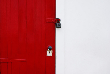 Red Door - image gratuit #309813