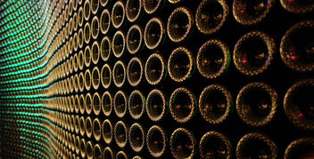 Wall of Wine - Chandon Winery - Free image #309883