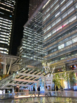 Roppongi architecture - Free image #310083