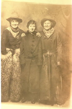 Grandmother in Chaps - Free image #310483