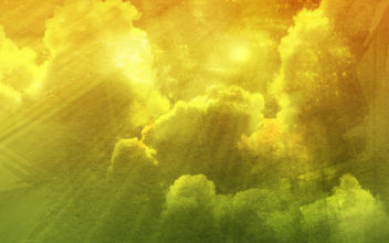 Abstract Cloudy Sky Stock Background Texture - Free image #312313