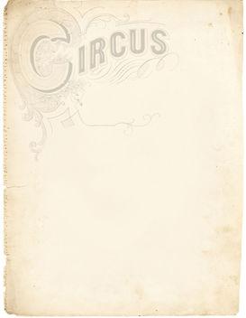 Circus - Kostenloses image #312443