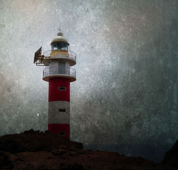 I want to marry a lighthouse keeper. Teno, Tenerife, Canary Island, juliol2009 - image gratuit #313283