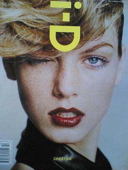I-D magazine cover - Free image #313823