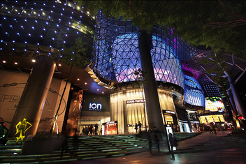Dazzling Lights at ION Orchard - Free image #314223