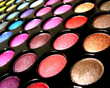 eyeshadow palette by coastal scents - бесплатный image #314313