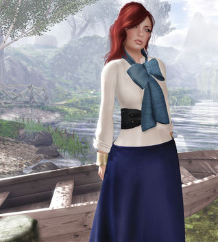 SL DisneyBound - Week 2 - Ariel
