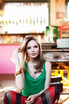 Stella Grutzmann @ Premier Models Management - Free image #315903